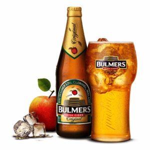 2 X Bottled Cider – Old Mout Or Bulmers – £7.50