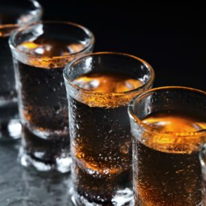 5 X Shots Of Sambuca Or Tequila For £10