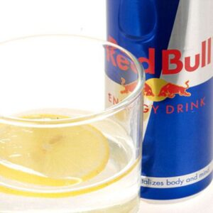 Double Vodka & Red Bull – £6.00