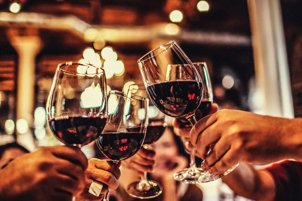 House Bottle of Wine at just £7.25
