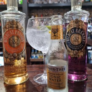 Try our Drink of the Week……Wildcat Gin available in 2 flavours 🍹