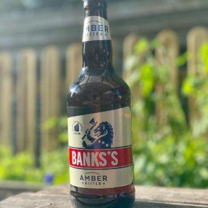 Banks's Bitter Offer £2 a bottle 🍻🍻😀